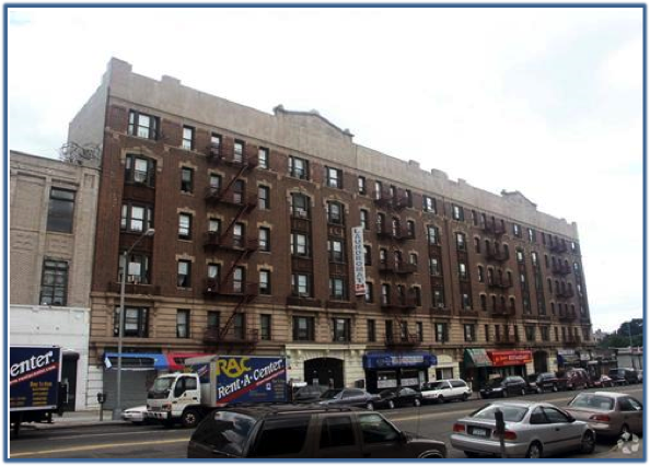 Bronx Mixed-Use