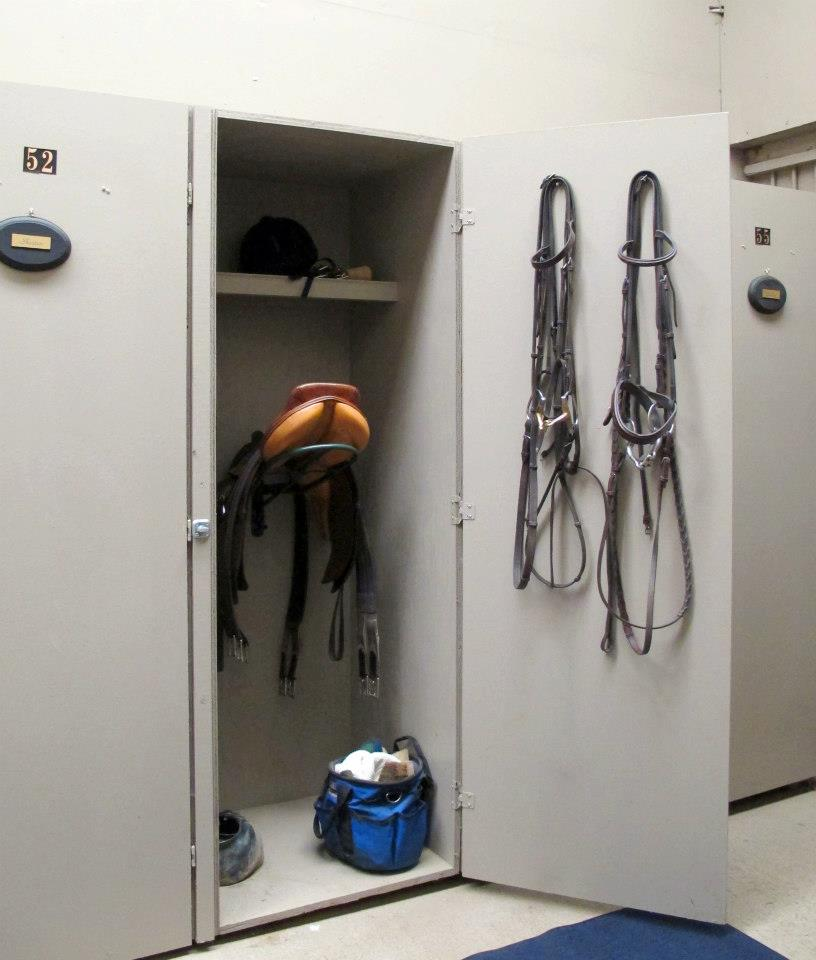 Individual Tack Locker
