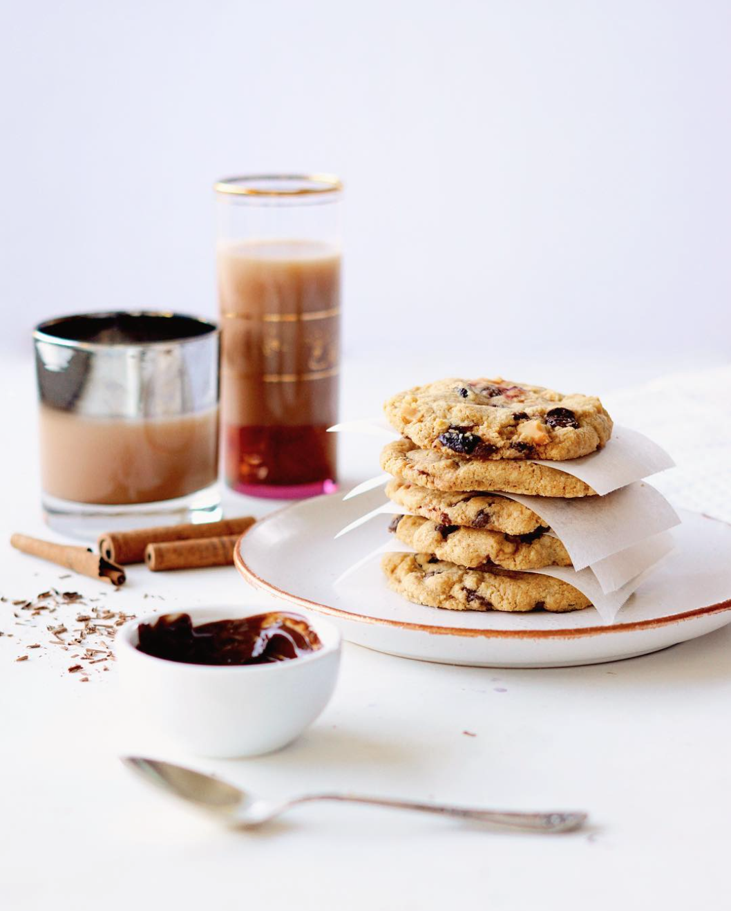 cookies food photography health food project