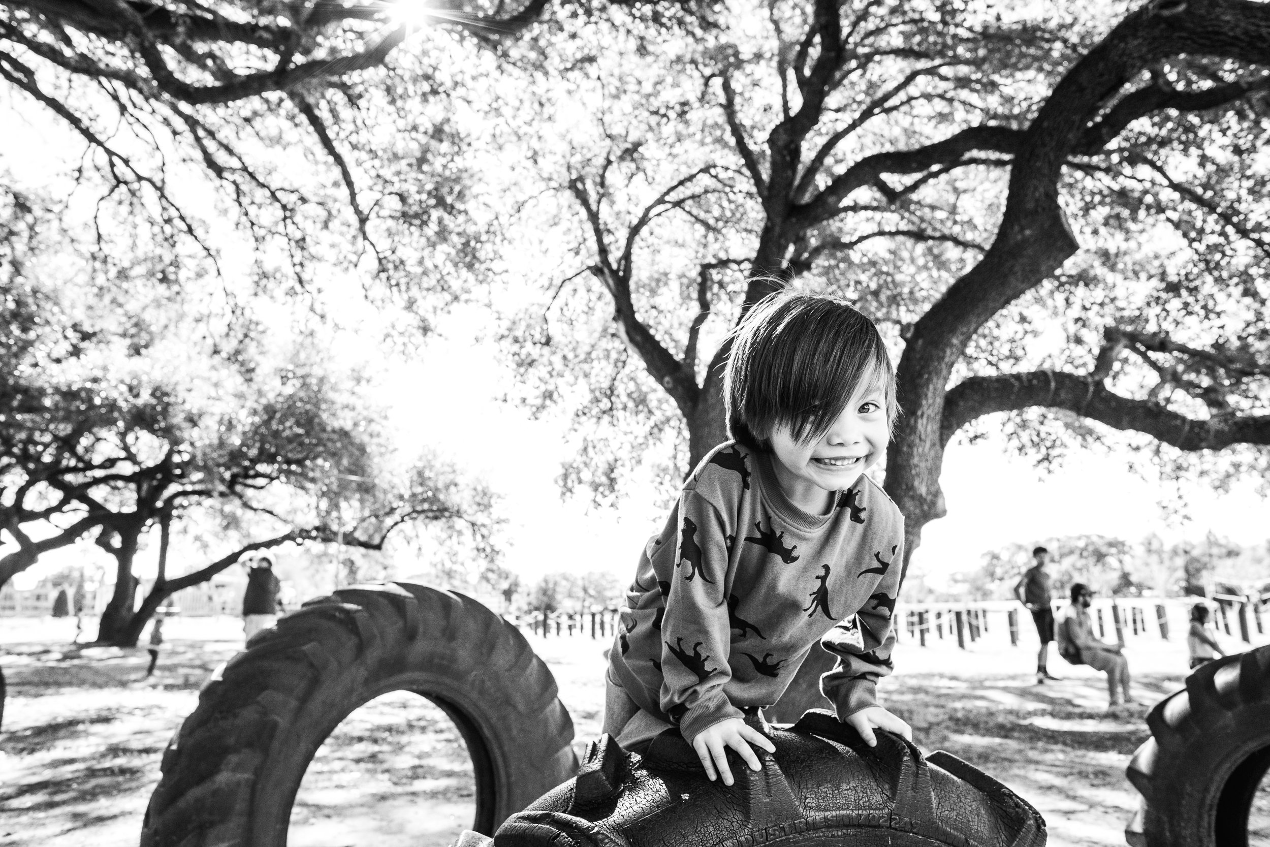 Exploring the playground at Devine Acres Farm. Devine, TX. Photo by Norma Hess Photography rgvbirthphotography.com
