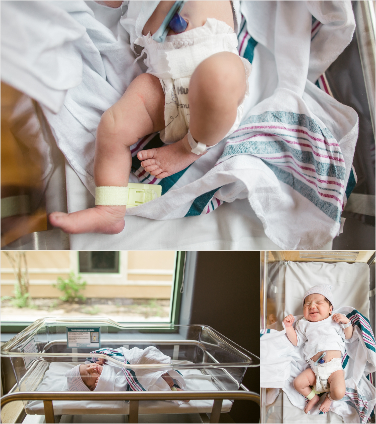 Fresh 48 Photos | McAllen Newborn Photographer Norma Hess | SojourningBirth.com
