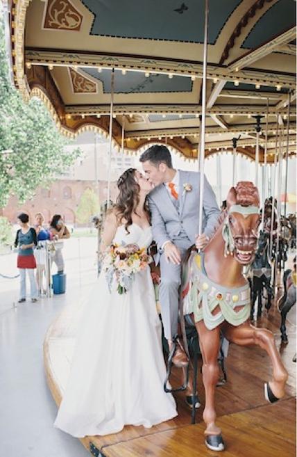 Real Weddings: Meet Laura