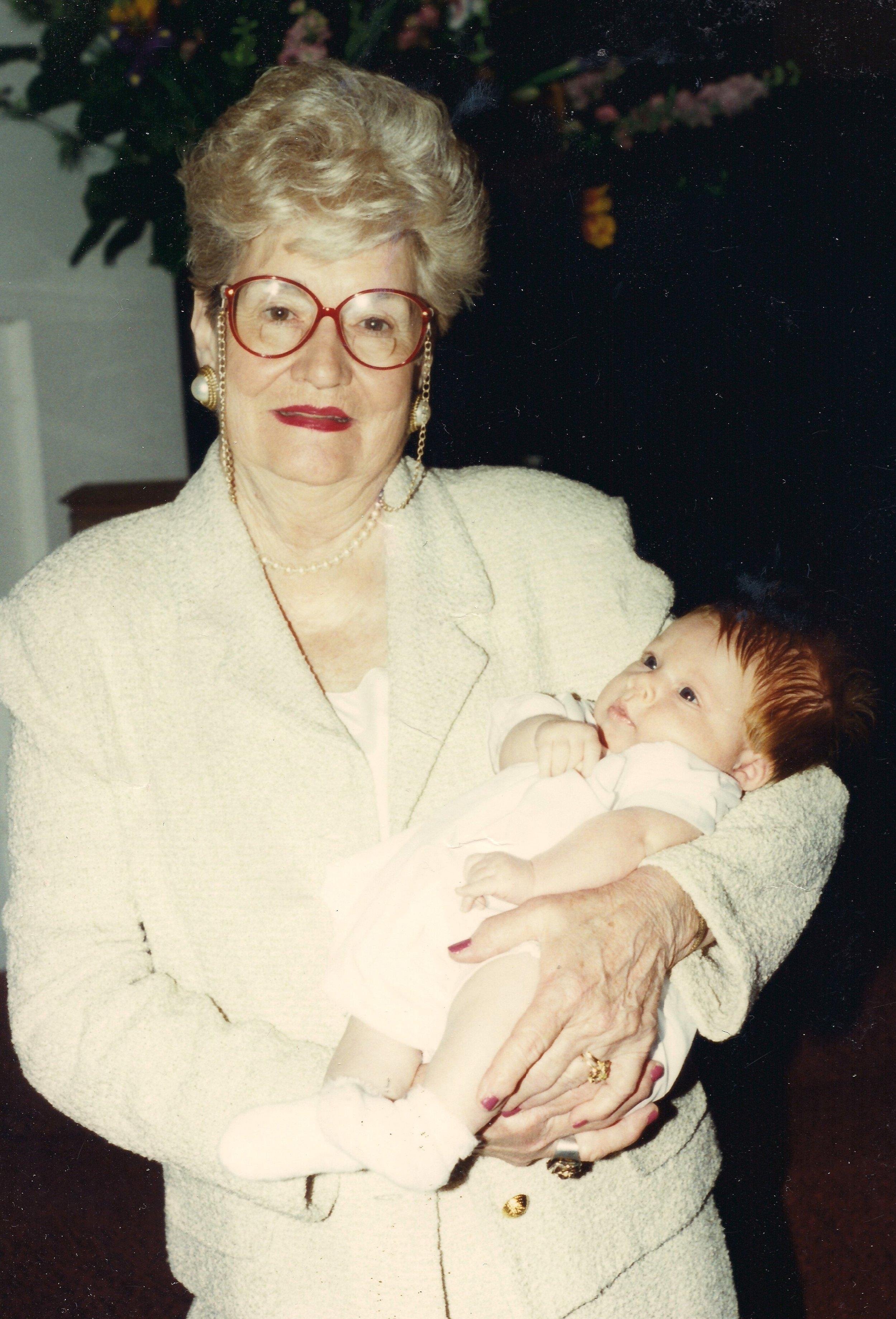 Grandma Wadie
