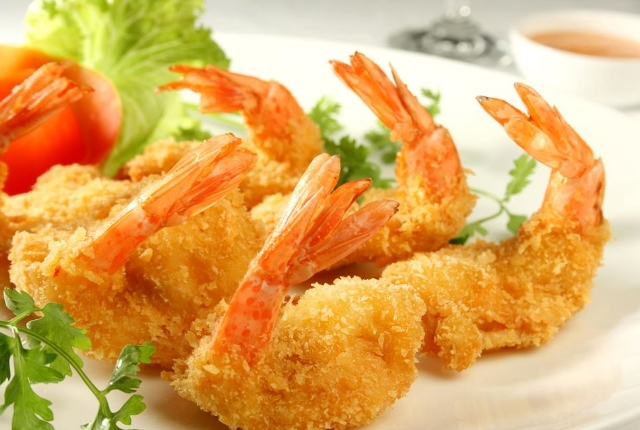 Coconut Shrimps