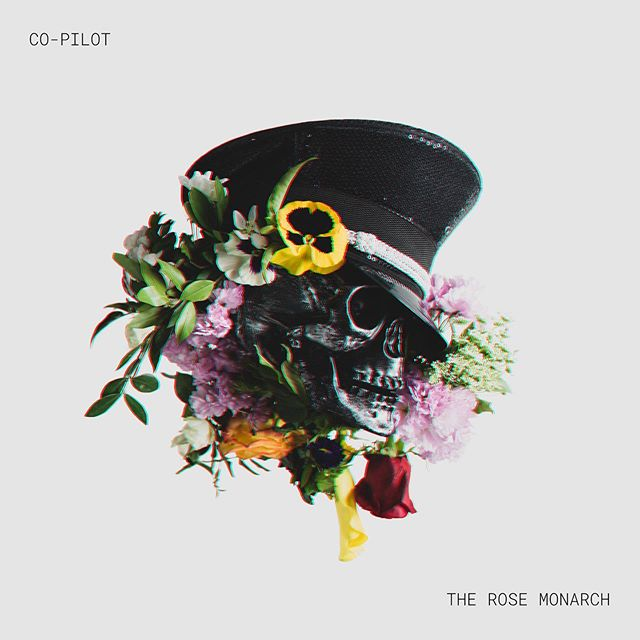 """It's been a while. We're so happy to release our song """"Co-Pilot"""" a song about falling in love and not feeling worthy of it. About relying on another, trusting that they'll love you at your worst. It's ok. We get it. We're here for you. We wrote, produced and recorded this song in the very basement we've been playing in for about six years, some of the members as many as ten. @matthewcusano put up with our insanity and tracked/engineered the sessions beautifully. The track was mixed by @mikesapone + mastered by none other than @kalajianofdoom at @rogueplanetmastering 🖤 we love you guys for sticking around with us while we create and produce our work as an entirely independent band of artists. Your support is our livelihood. Enjoy Co-Pilot ✈️❤️👩🏼✈️ link in bio."""