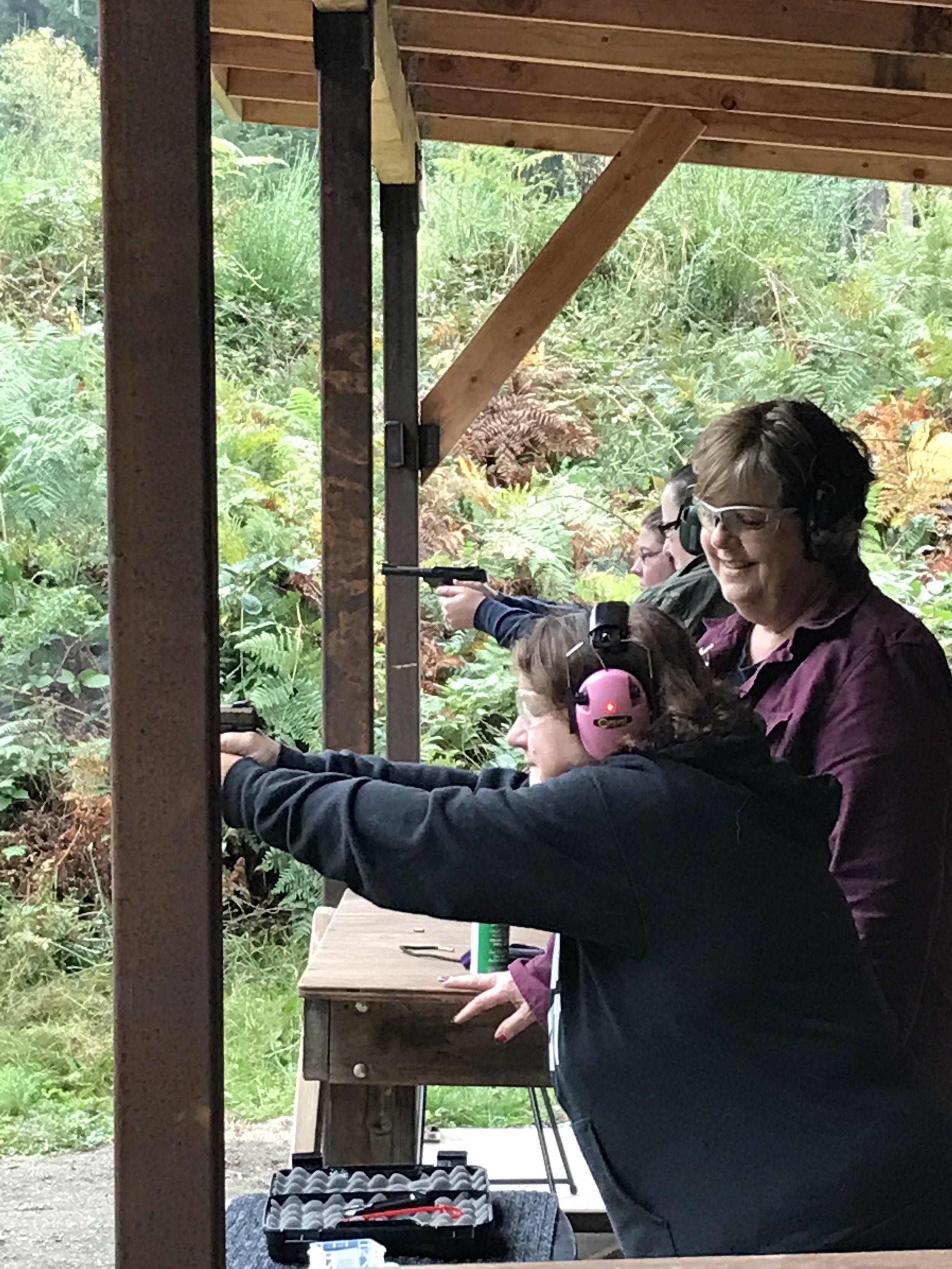 Christa Beasley instructor NRA