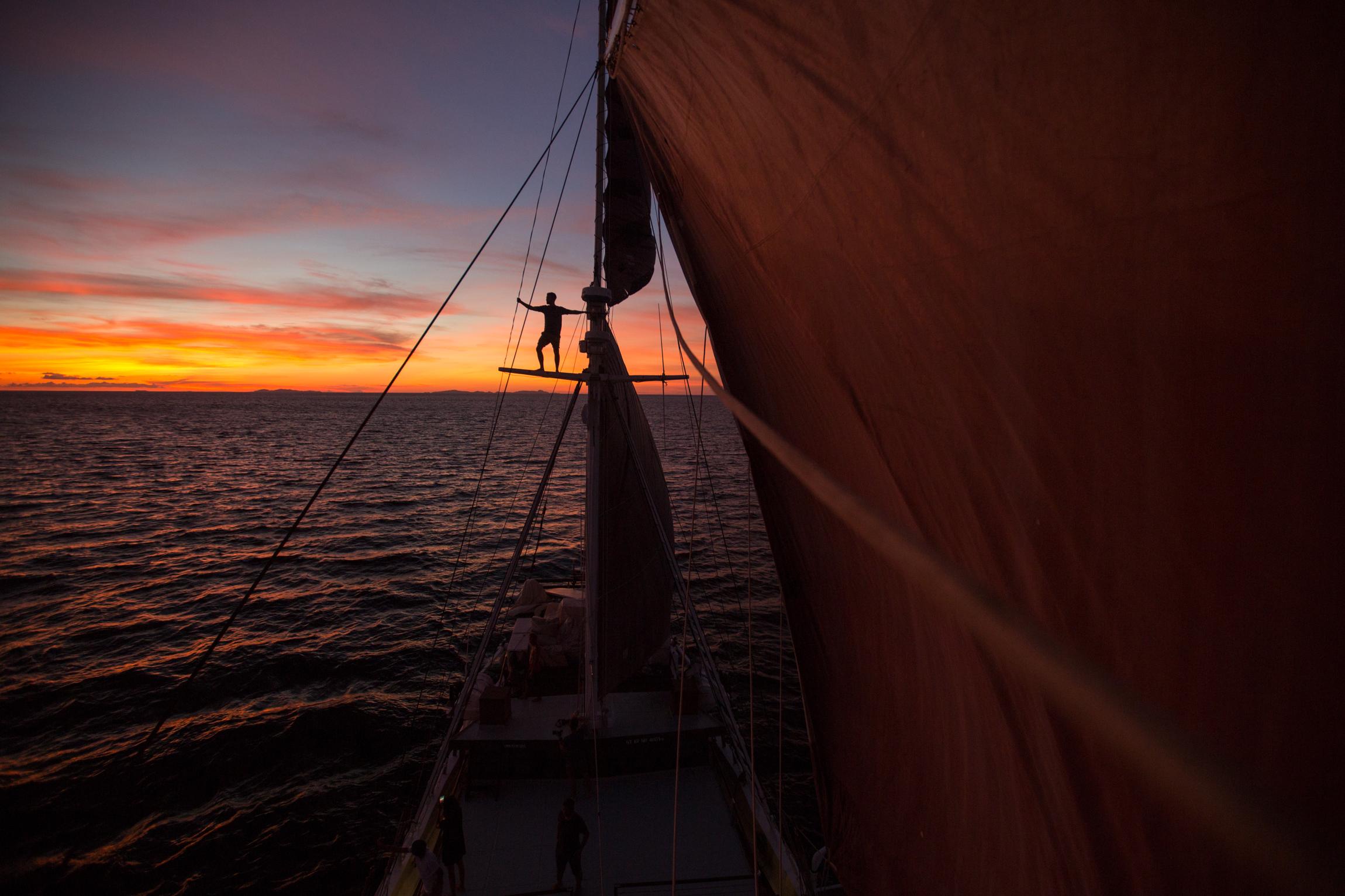 Raja Ampat Yacht   Indonesia Tourism