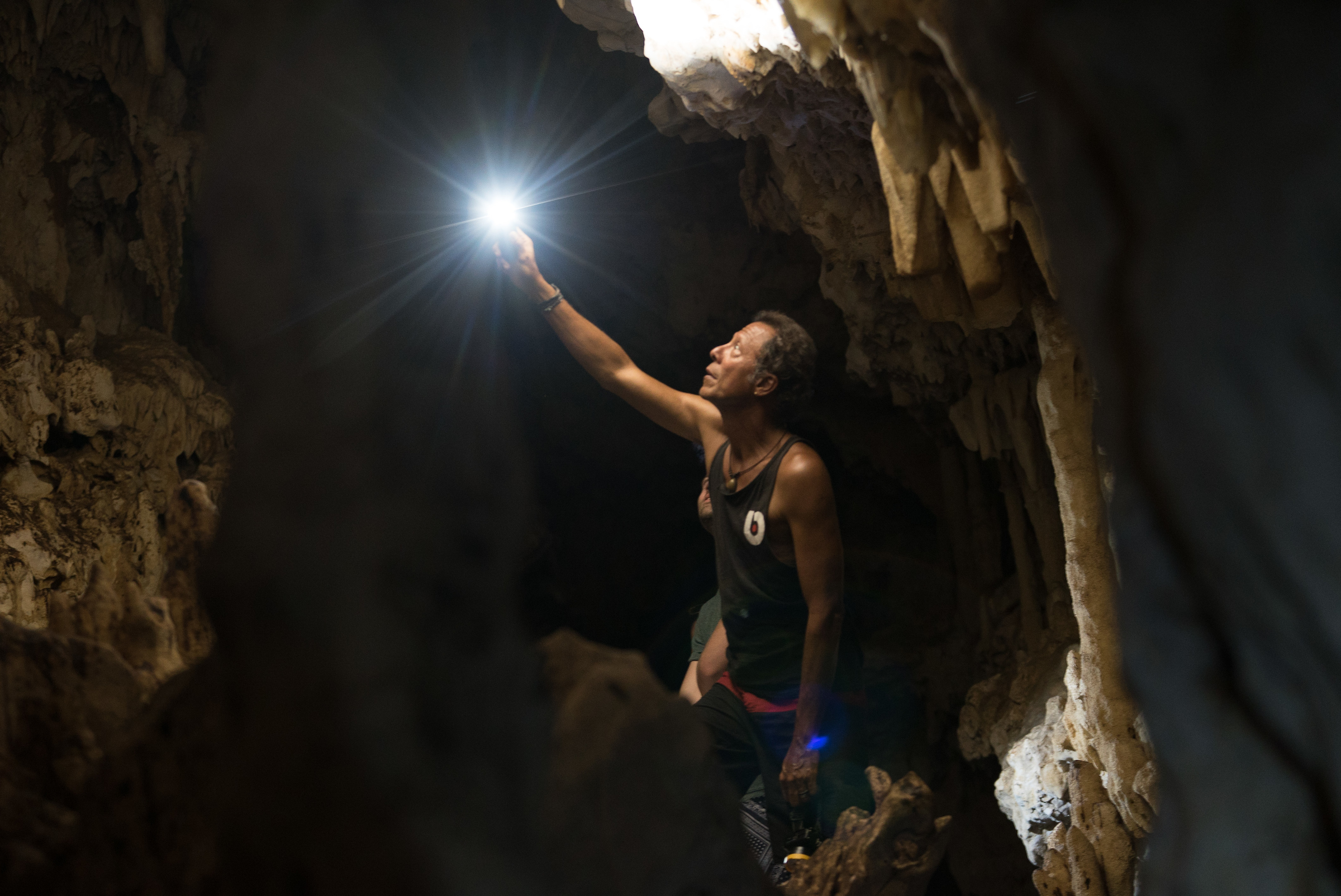 Raja Ampat Caving   Indonesia Tourism