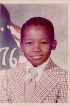 Before: age 9.