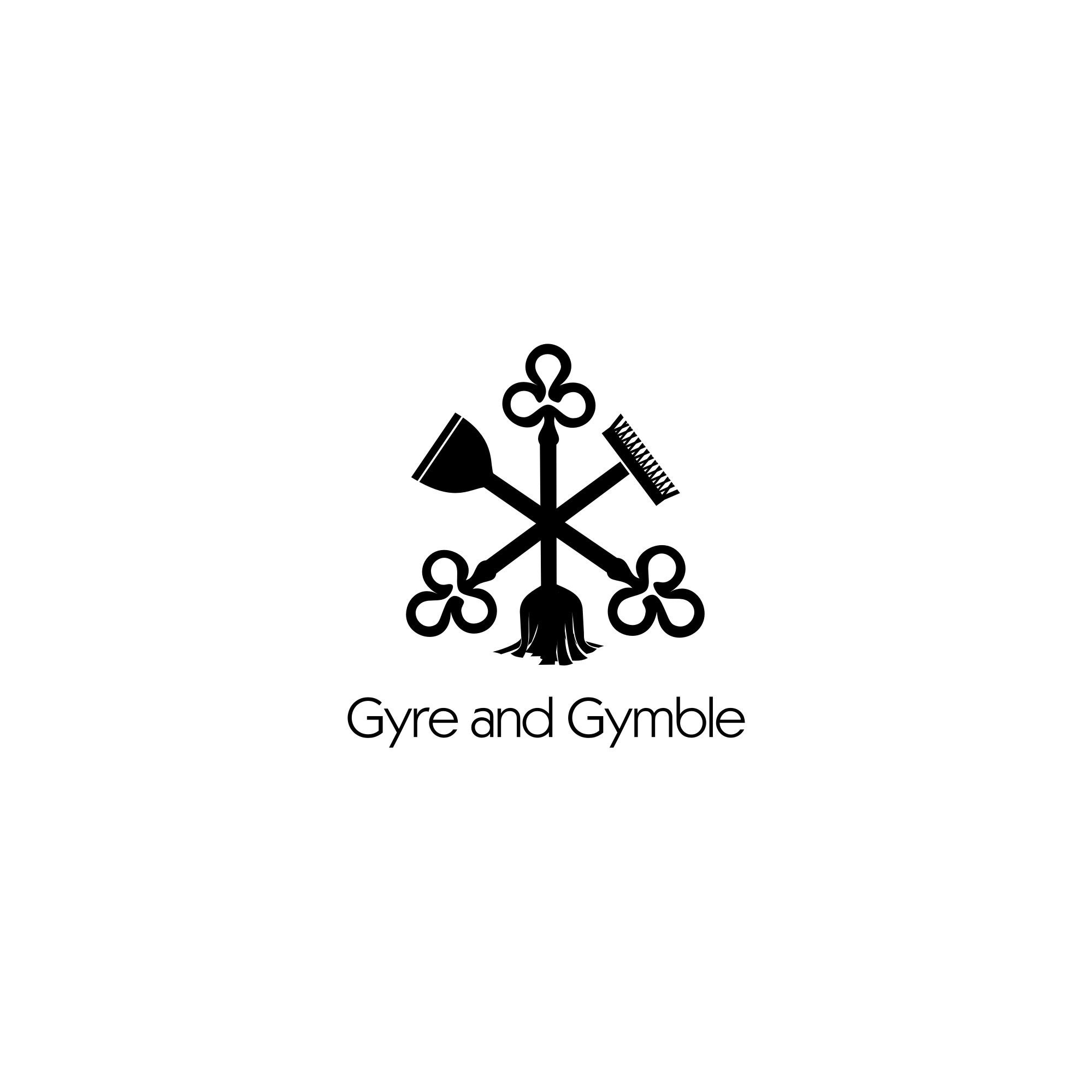 Gyre and Gymble Logo monoblack.png