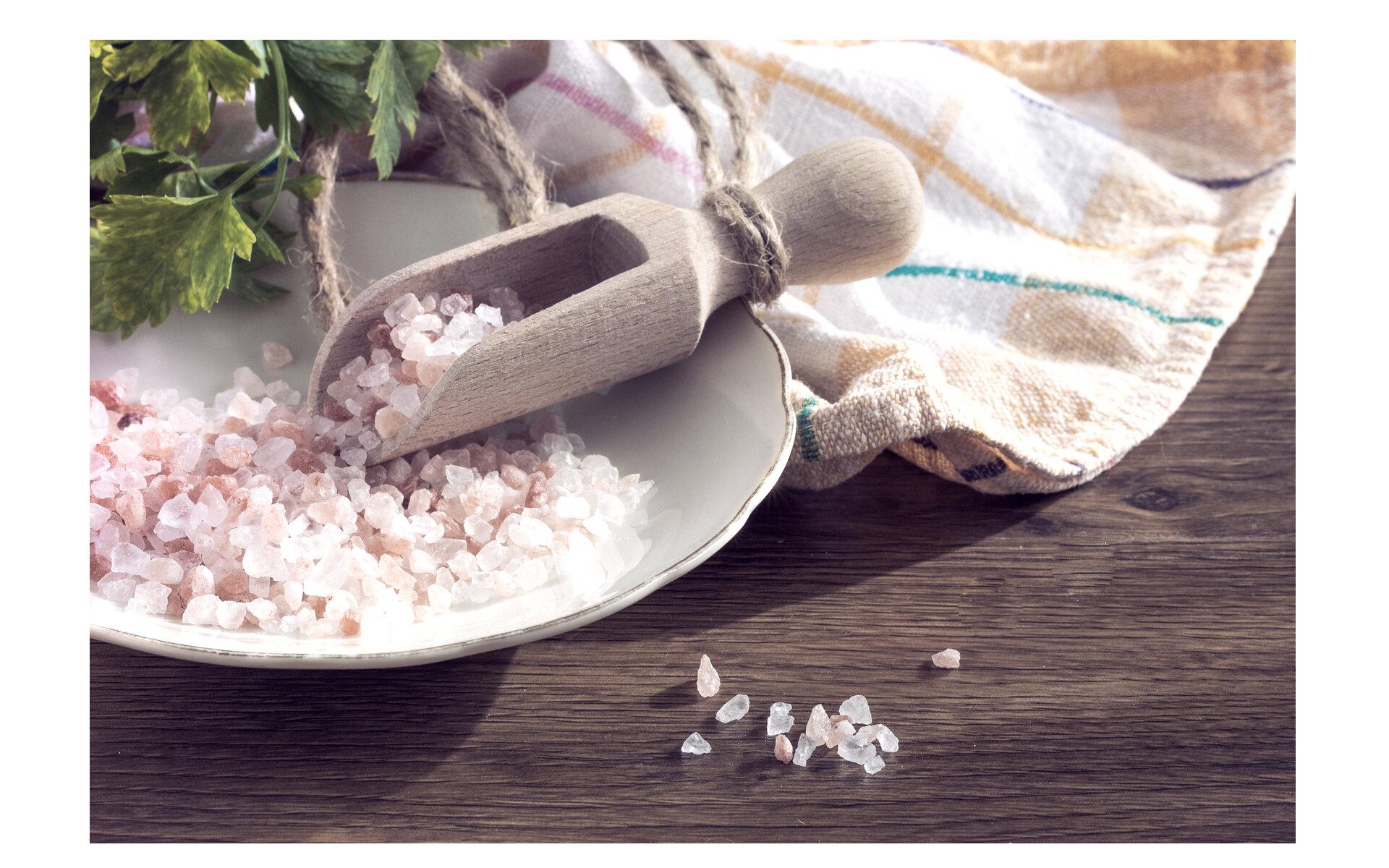 Carnation Filter Salt pink timber table and scoop.jpg