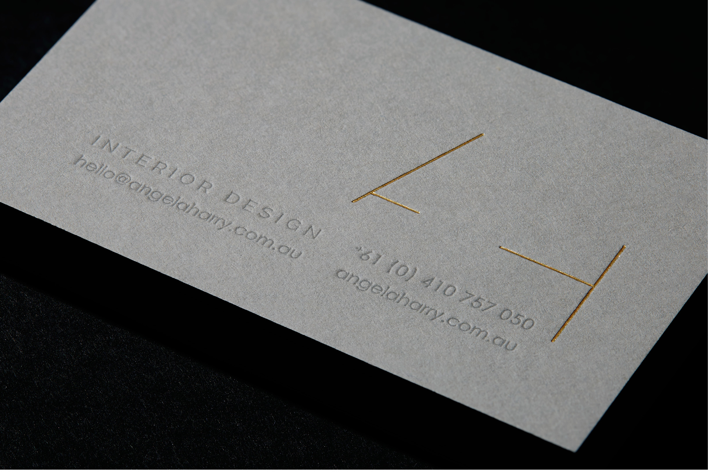 Angela Harry – Branding