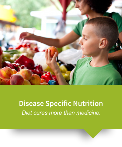 Disease Specific Nutrition