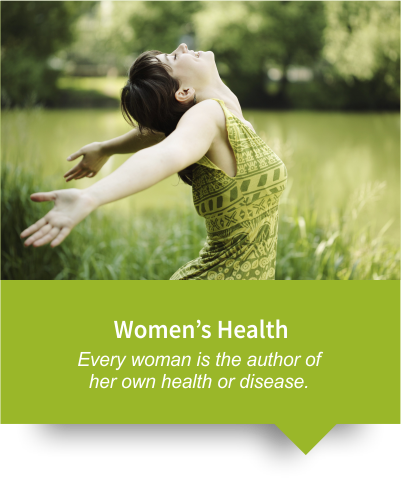 Healthy Nutrition for Women