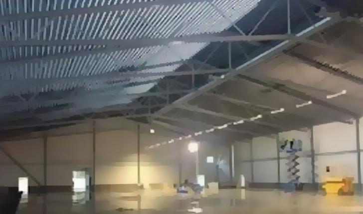 Brantbrinks ishall   Utförandeentreprenad återuppbyggnad av Ishall