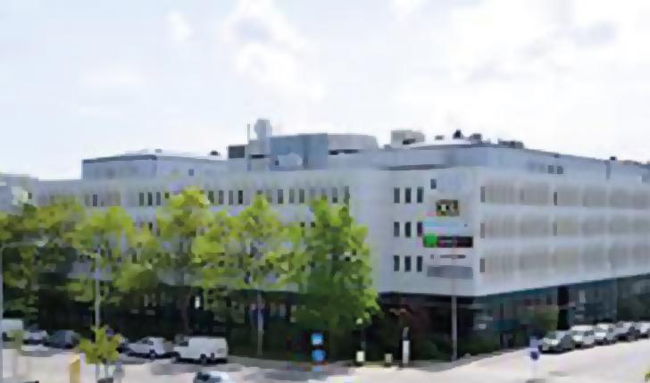 Omb LB43   Utförandeentreprenad ombyggnad fläktrum m.m.