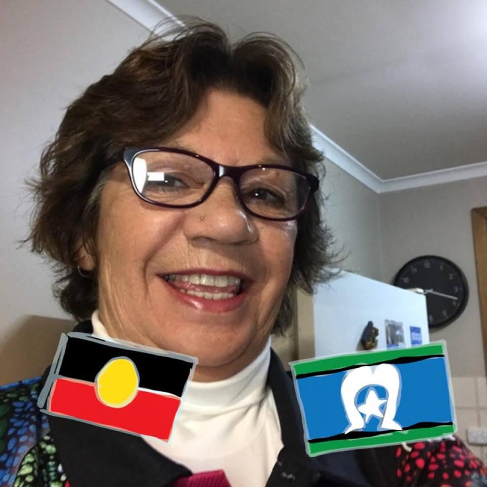 Aunty Kathy Brown, Andyamanthana Elder