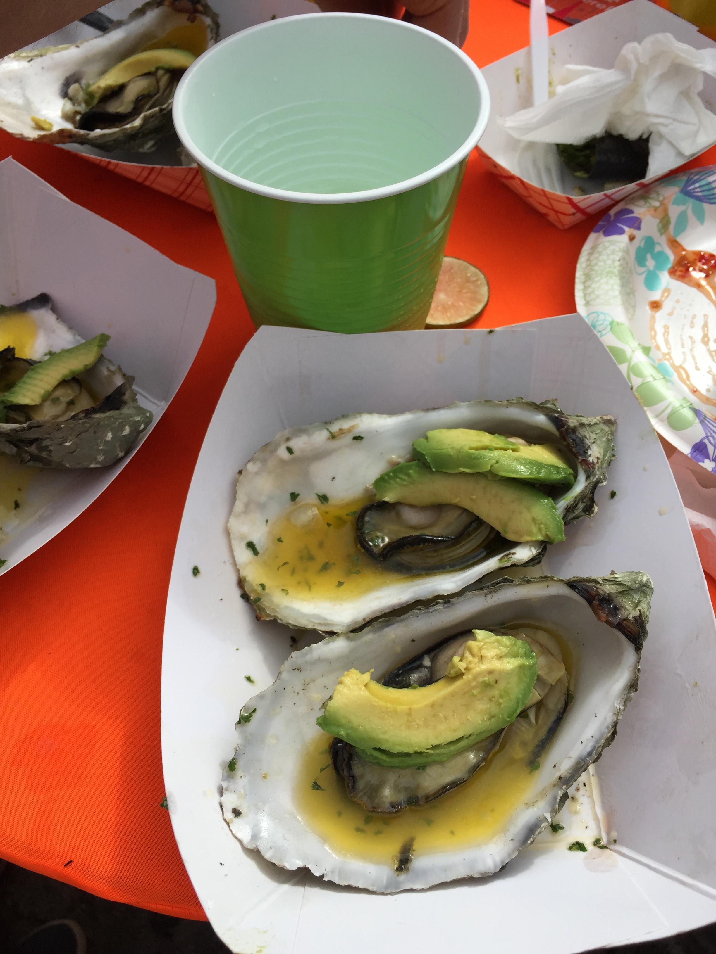 Avocado & Margarita Festival anyone? Local cuisine n Morro Bay, CA.