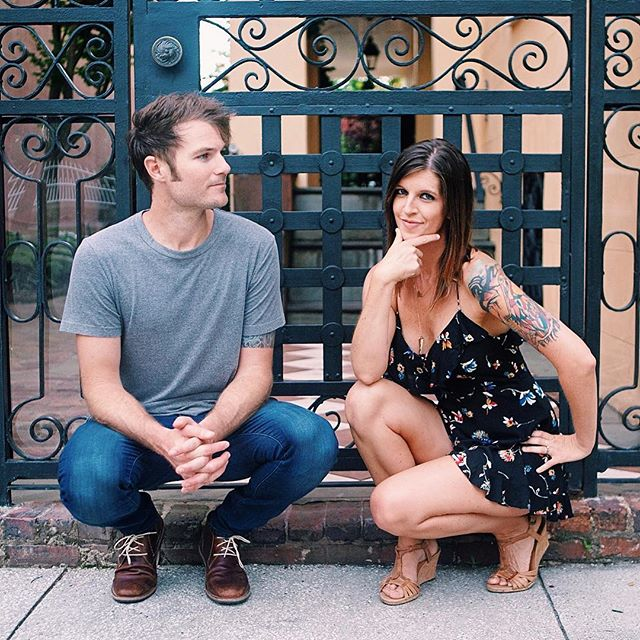 This about sums us up 😜 @explore_thecoolblue is basically a model and I make awkward faces when I'm uncomfortable 🤣 This month we're celebrating A LOT! Not only is our 8-year wedding anniversary this month, the two-year anniversary of High Vibe Media is TODAY! 🎉 . . We're just getting started 😎 Here's to many more years of creating authentic, organic content and capturing HIGH VIBES from everywhere we go. . . Celebrate with us by doing something FUN today that you've been putting off. You deserve to be happy ❤️ #LiveHighVibe . . 📷: @ofsaltandsoul