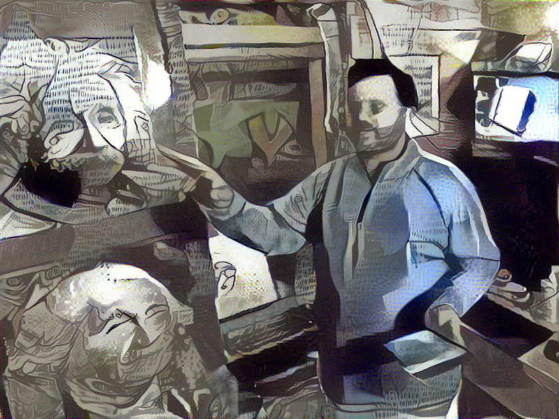 Channeling Picasso with Style Transfer and Google\u0027s