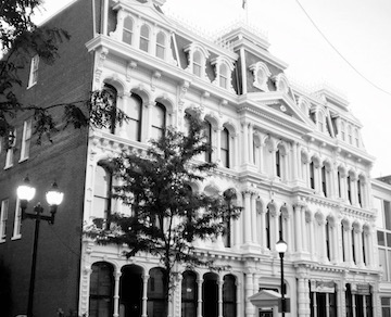 Wilmington's Opera House was once a sports mecca.