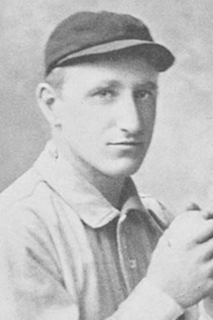 Wilmington Peaches pitcher Doc Amole was said to have ended Delaware's first night baseball game by throwing a pitch with a firecracker hidden in the ball.