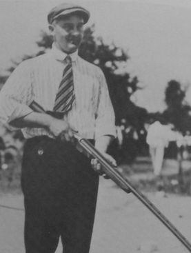 The sharpest of the Delaware sharpshooters - Dal Richardson.