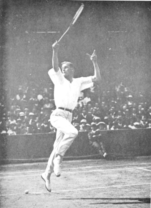 Bill Tilden, the first great American tennis player, won two Delaware Open crowns. His father was a   Delaware native.