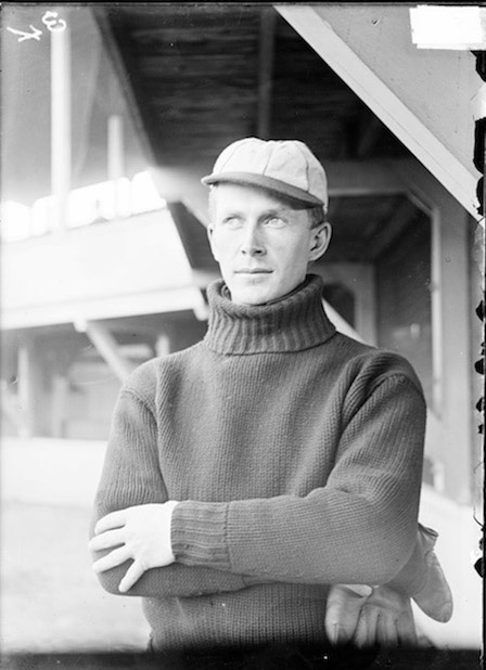 Judging only by won-lost record Happy Jack Townsend was the worst pitcher of his time.