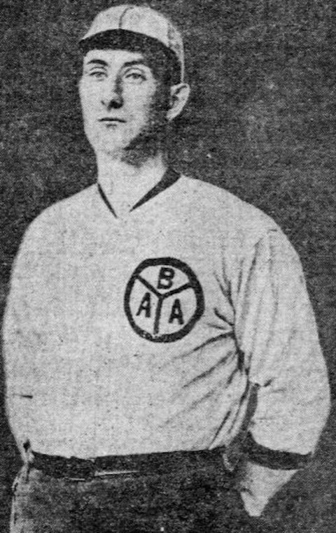 Bill Couch spent 24 hours in the major leagues and pitched against Walter Johnson.