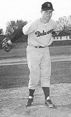 Al Neiger, from Wilmington High School to the Phillies bullpen.