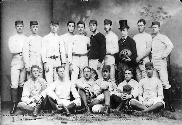 The Warrens could handle any   opposing eleven except the national champion Penn Quakers.