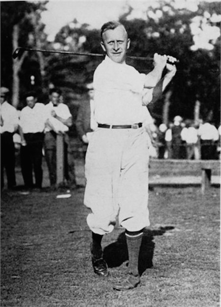Englishman Gilbert Nicholls was a   top American pro when he came to   Wilmington Country Club.