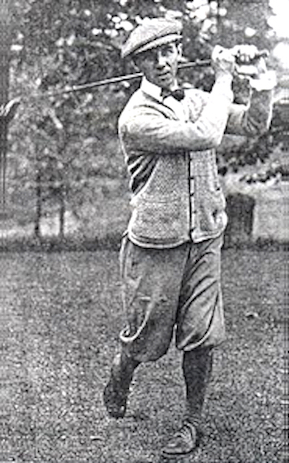 Wilfrid Reid finished fourth in the U.S. Open while pro at Wilmington CC;    he designed over 50 courses,    including work in Delaware.