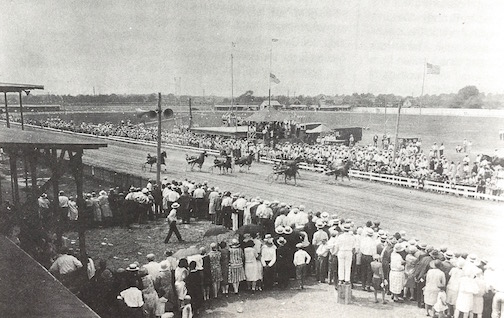 Harrington Raceway is the oldest continually operating racetrack in the state of Delaware with races on the same oval for more than 95 years. It is the last existing track to have featured both horse racing and auto racing over the same surface.  On August 2, 1947 Harrington set a record for attendance at an auto race that was not approached until the construction of the modern speedway at Dover Downs. That day 36,258 fans jammed the old track to watch the big autos through plumes of dust.