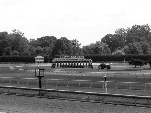 Delaware Park was the First State's first major league sporting venue.