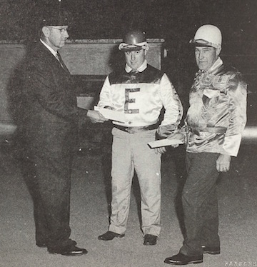 If there has been harness racing in the Delaware Valley, Eddie Davis has been the leading driver there.