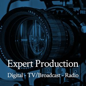 Production: Digital, TV, Radio
