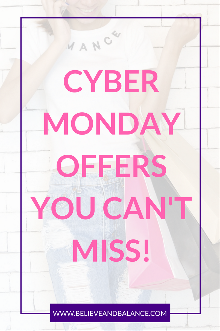 Cyber Monday Offers You Can't Miss