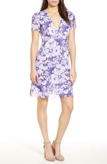 MICHAEL Michael Kors Springtime Floral Dress