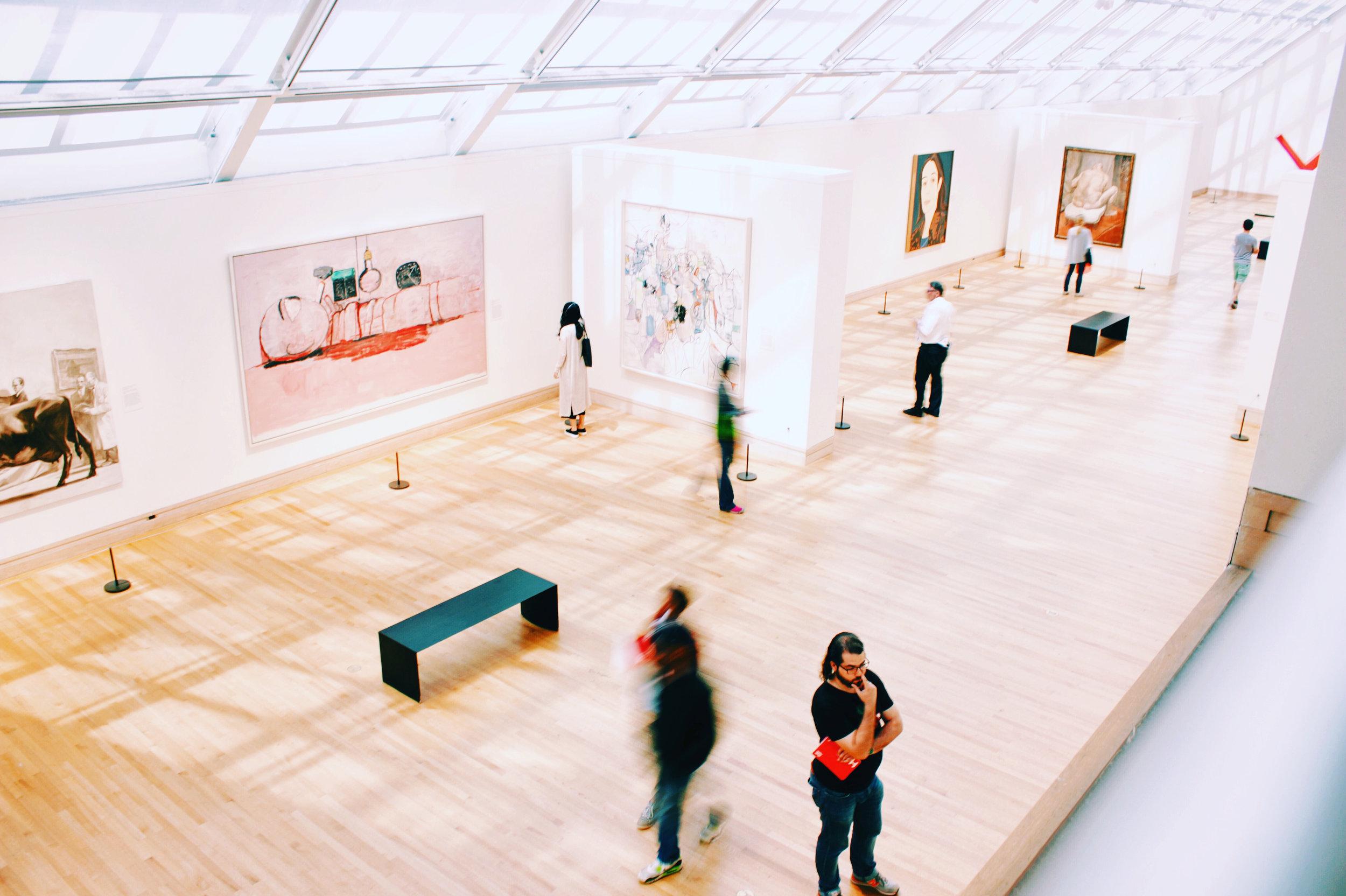 The Met, Spring 2016