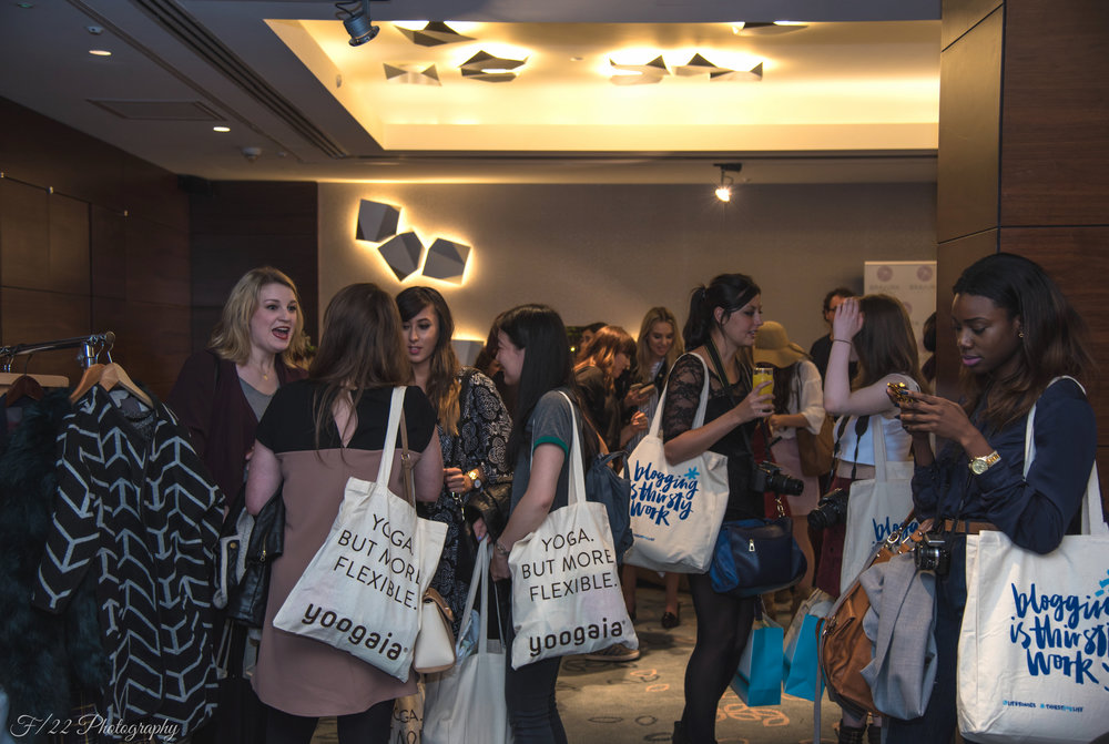 #BloggersFestival, 2015 - Saturday 5th September 2015200 bloggers | Conrad London St James Hotel