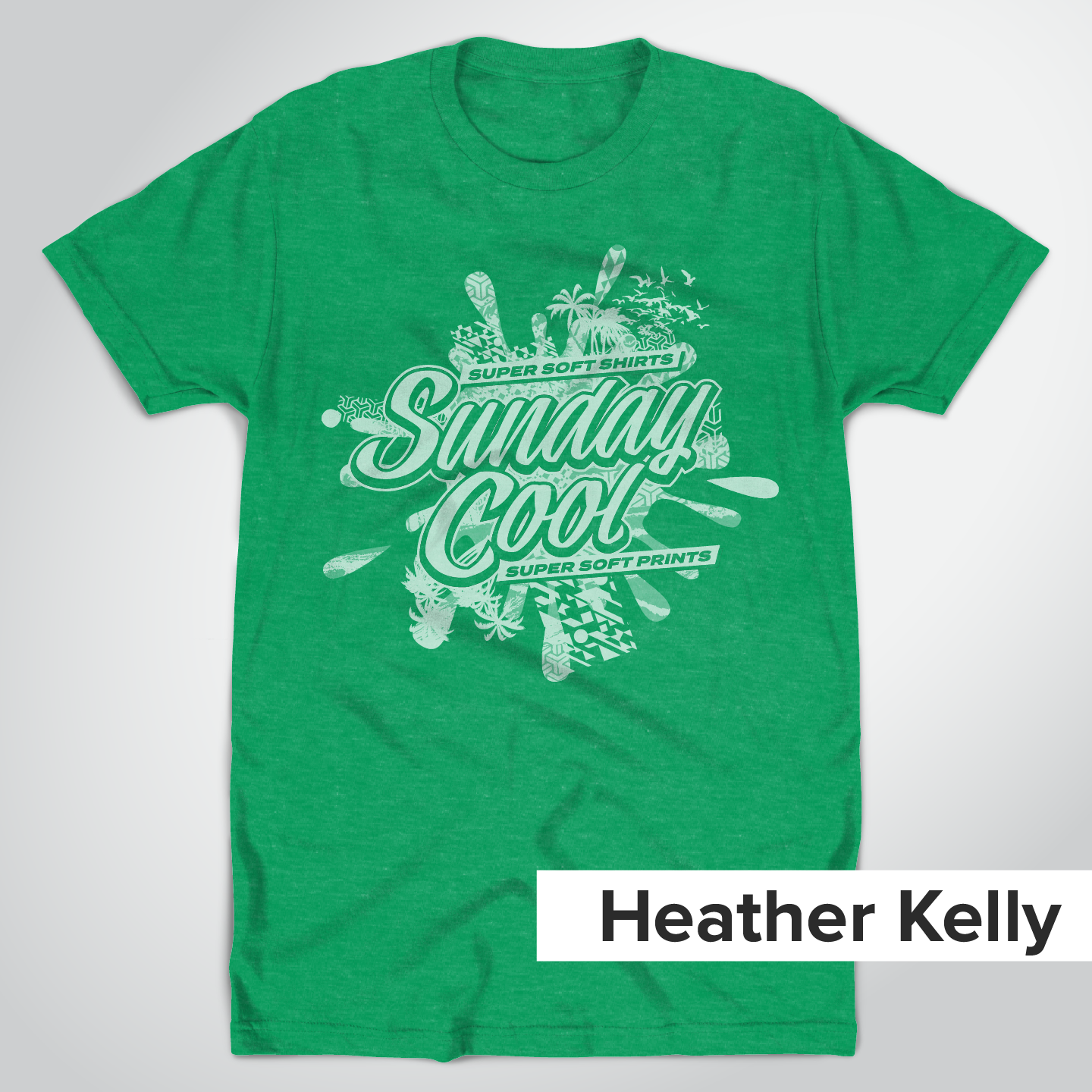 Super Soft Heather Kelly