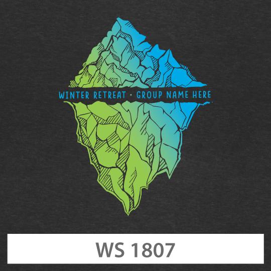 Winter Retreat Tshirt WS-1807.png