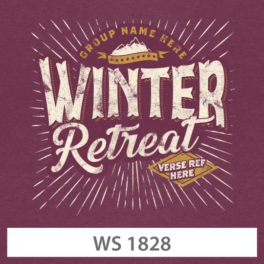 Winter Retreat Tshirt WS-1828.png