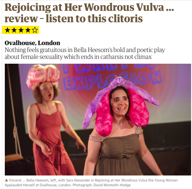 The Guardian 4* Review