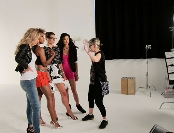 BEHIND THE SCENES at the COSMOPOLITAN FUN FEARLESS FEMALE SHOOT