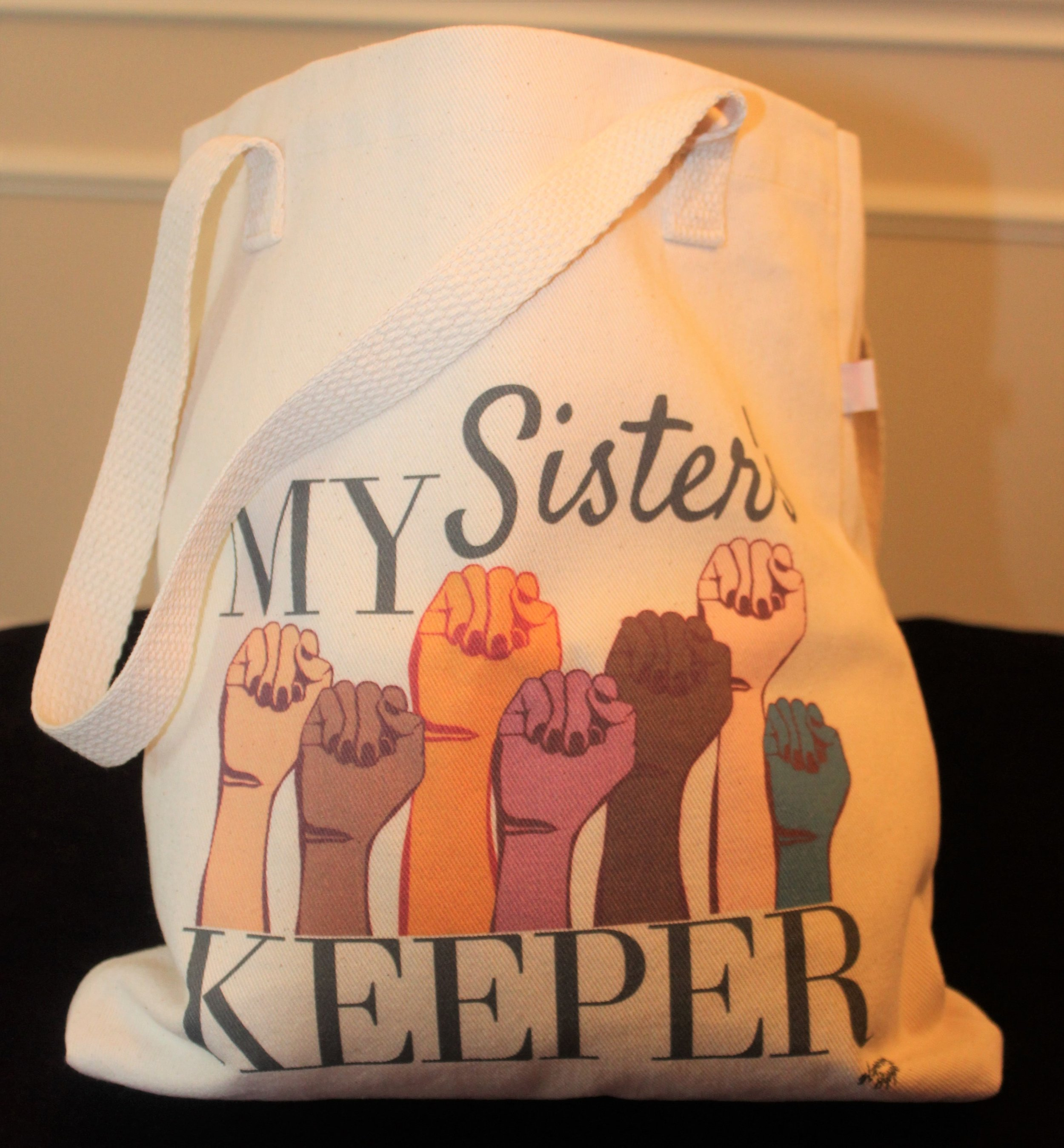 MY SISTERS KEEPER TOTE GLAMOROUS HIPPE