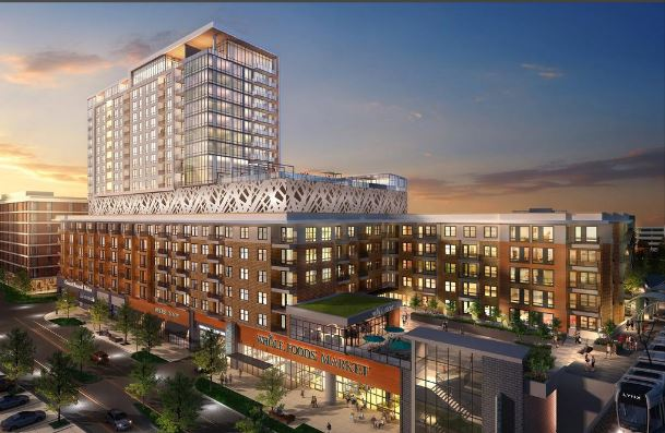 """The second of two planned hotel sites at Crescent Communities' mixed-use development project in uptown Charlotte has been acquired.  Mayfair Street Partners, headquartered in Cumming, Ga., purchased a roughly 0.4-acre site on the block where Crescent's apartments, 47,000-square-foot Whole Foods Market and parking deck have already topped out. MSP acquired the site for $4.5 million on Aug. 30, according to Mecklenburg County real estate records.  Mayfair will develop a 10-story, 181-room hotel on the site. The hotel is described as an """"upscale, select-service hotel"""" focused on """"wellness-minded"""" travelers but a specific flag or hotel company was not disclosed.  Sources have previously told the  Charlotte Business Journal that Even Hotels, a concept by InterContinental Hotels Group (NYSE: IHG), was pegged for that site but that flag was unconfirmed early Thursday. The  Triad Business Journal , a sister publication of the  CBJ ,reported last week that Mayfair would be using modular construction for a Hyatt Place hotel in Winston-Salem and that the firm is currently building """"a modular 181-room Even Hotel in Charlotte.""""  The hotel will include an expansive fitness center, healthy food and beverage options, and in-room fitness options, according to MSP. Even is described by IHG as a wellness-focused brand, with features like in-room training zones, group fitness classes and a health-food market concept called Cork & Kale.  There are only a handful of Even Hotels in operation currently — seven are available for booking on IHG's website, including in Norwalk, Conn.; Rockville, Md.; Omaha, Neb.; Eugene, Ore.; Brooklyn, N.Y.; and two in Manhattan.  Kurt Schoenhoff, vice president of hospitality and brokerage services at Selwyn Property Group, represented both MSP and Crescent Communities in the land transaction.  """"It was a difficult challenge to prepare for a hotel on less than a half-acre site,"""" Schoenhoff said. He declined comment on what flag is planned for the site.  A ca"""