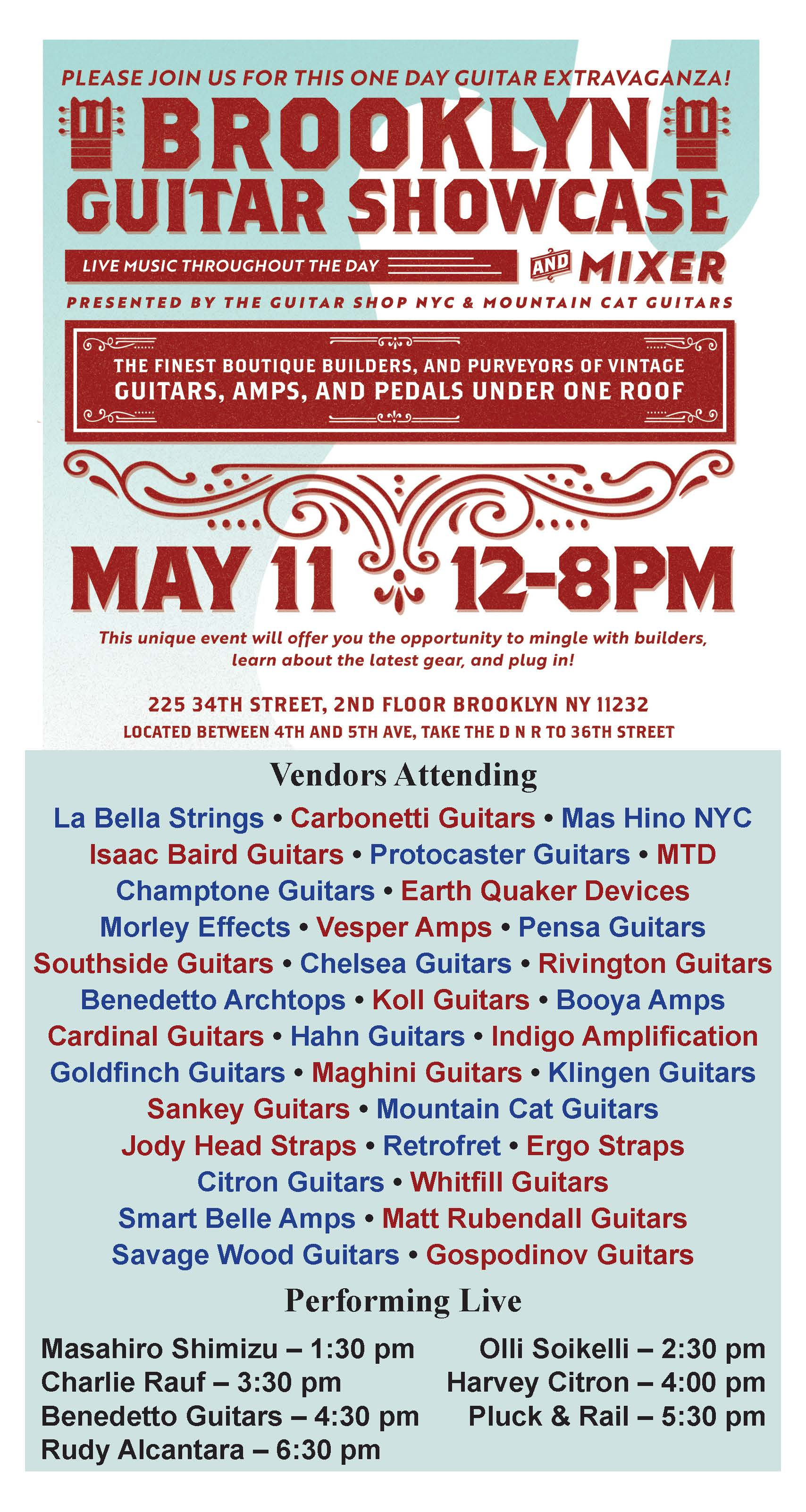 Brooklyn Guitar Showcase & Mixer poster.jpg